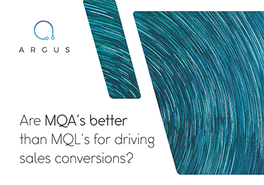 Are MQA's better than MQL's for driving sales conversions?